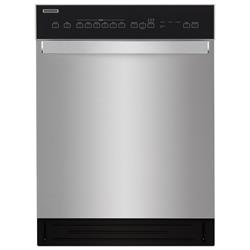 24 IN STAINLESS STEEL FULL DISHWASHER WDF550SAHS Image